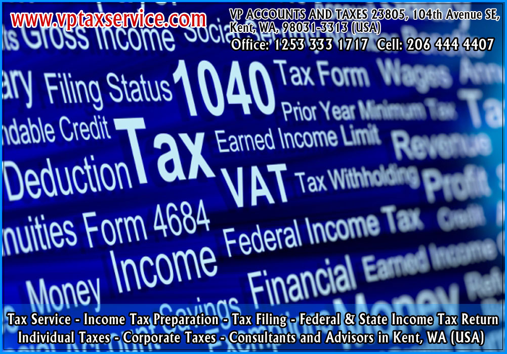 best income tax advisors in kent wa seattle top federal and state tax service tax filing consultants in kent wa usa